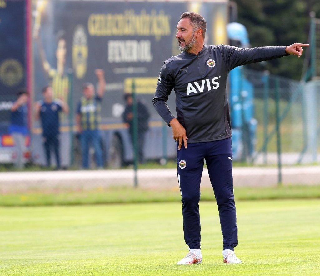 """Vitor Pereira: """"Hücum Futboluyla Şampiyon Olmak İstiyorum"""""""