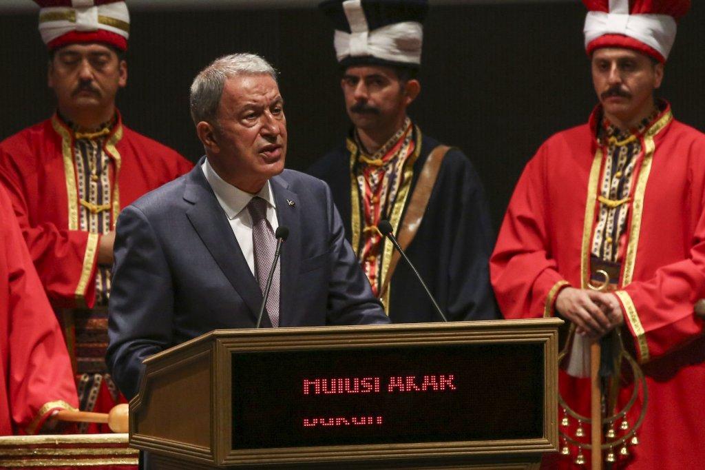 Milli Savuma Bakanı Hulusi Akar'dan 15 Temmuz Açıklaması