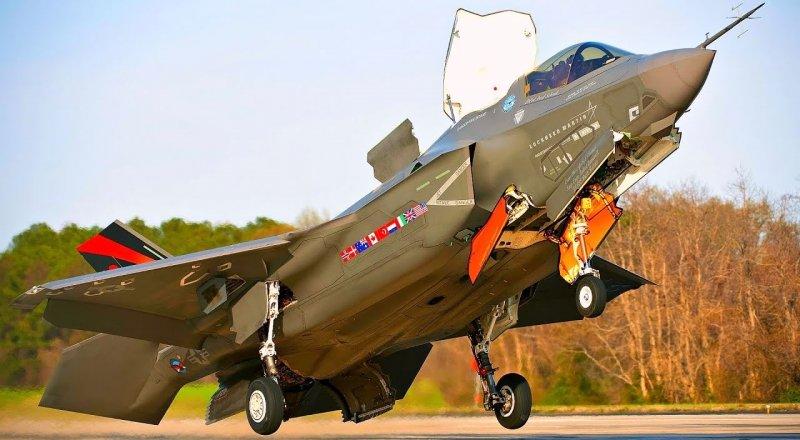 KATIE WHEELBARGER: ''ABD'NİN TÜRKİYE'YE F-35 TESLİMATI İÇİN HAZIRLIKLARI ASKIYA ALMAYI DÜŞÜNÜYORUZ''