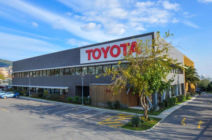 """Toyota Plazalar Artık """"Engelsiz Tesisler"""""""