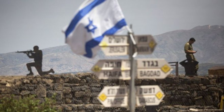 Türkiye'den Trump'a 'Golan Tepeleri' yanıtı