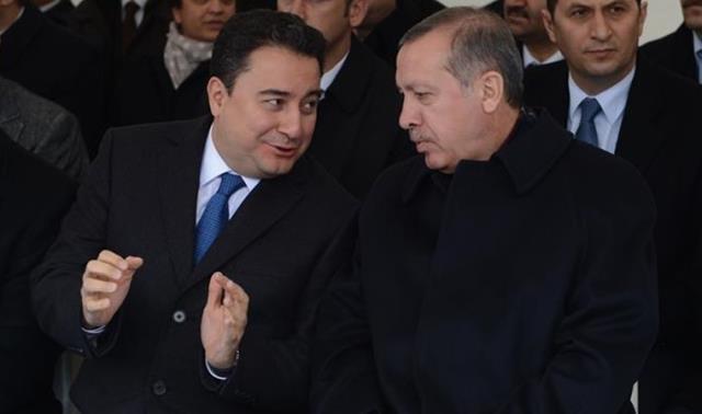 Babacan'dan Cumhurbaşkanı Erdoğan'a Eleştiri