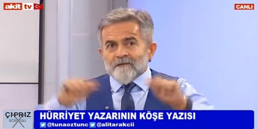 Akit TV yorumcusu Tarakçı: AK Parti kazanırsa beka sorunu başlar