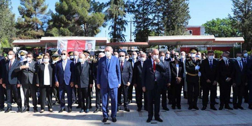 Erdoğan'ın KKTC gezisi için Kulisleri sallayan bomba iddia!