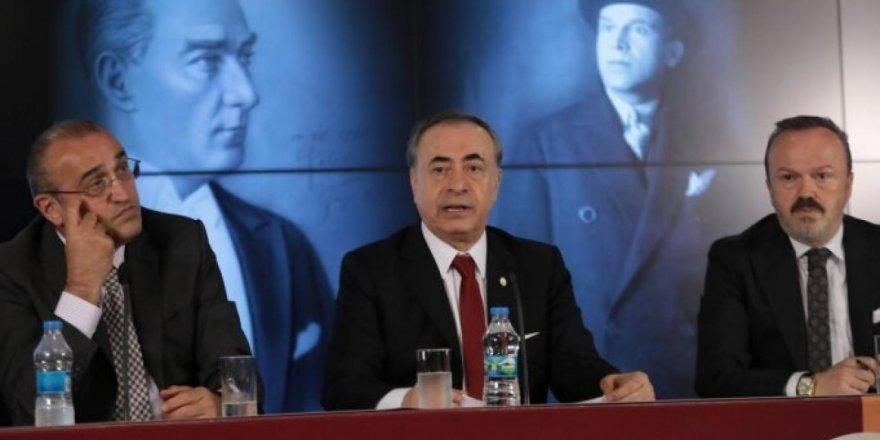 Galatasaray'da Başkan Mustafa Cengiz yönetimi idari yönden ibra edilmedi, Seçime gidiliyor!