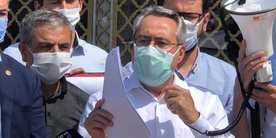 CHP'li Vekil Koronavirüs sayısına isyan etti!