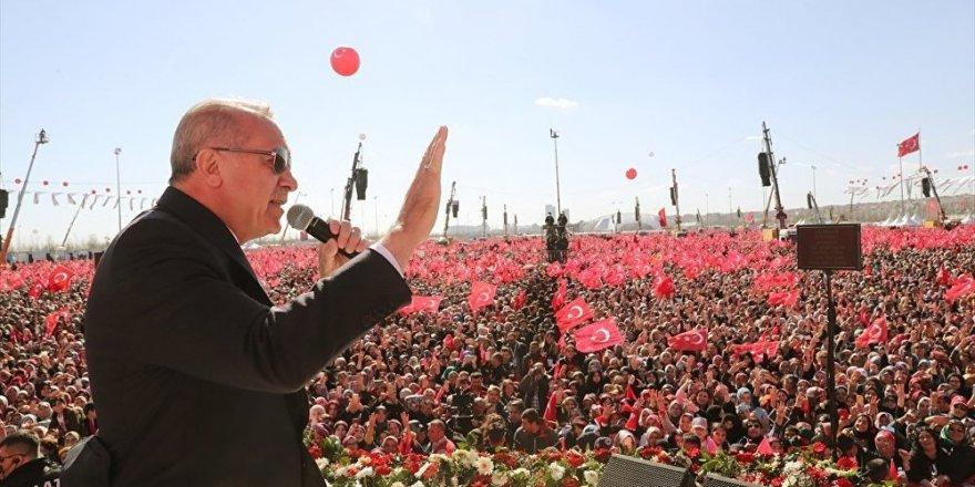 Erdoğan: Ey finans sektörünün içinde olanlar provokatif eylemlere giriyorsanız bedelini çok ağır ödeyeceksiniz