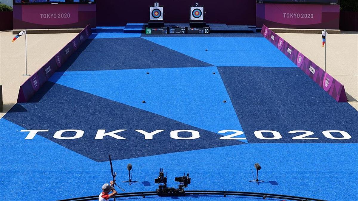 Olimpiyatların İkinci Gününde Çin İlk Sıradaki Yerini Korudu