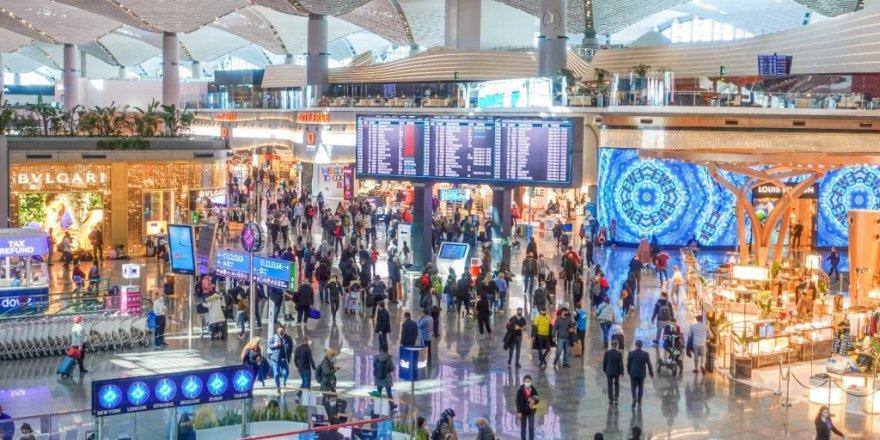 İstanbul Havalimanı'nda 159 Bin Yolcu Seyahat Etti