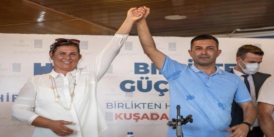 Çerçioğlu ve Günel, Karaova Mahallesi'nde incelemelerde bulundu