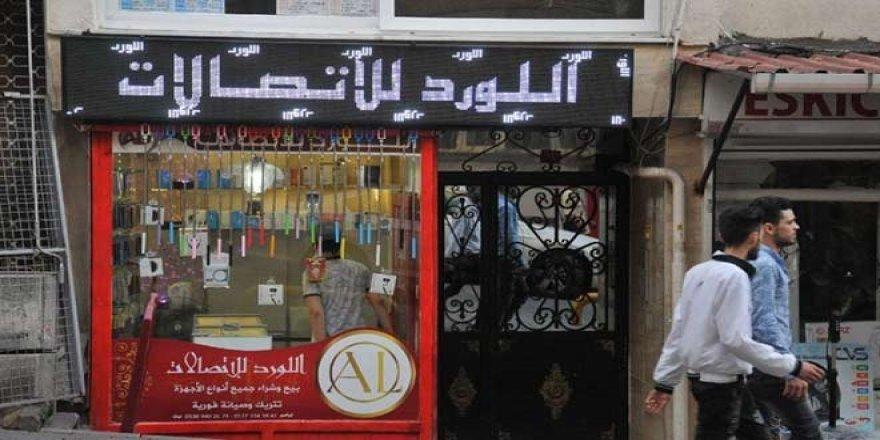 Suriyeli patronlar frene bastı! Yüzde 42 düştü