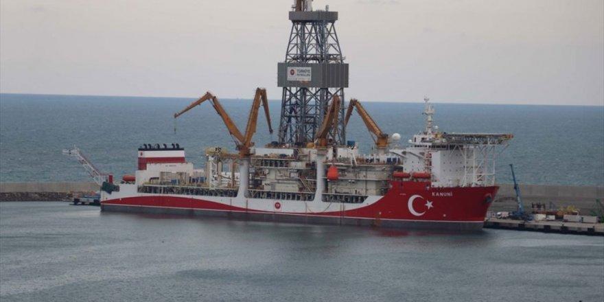 Sakarya Gaz Sahası'ndaki Türkali-2 Tespit Kuyusunda İlk Kuyu Akış Testi Tamamlandı