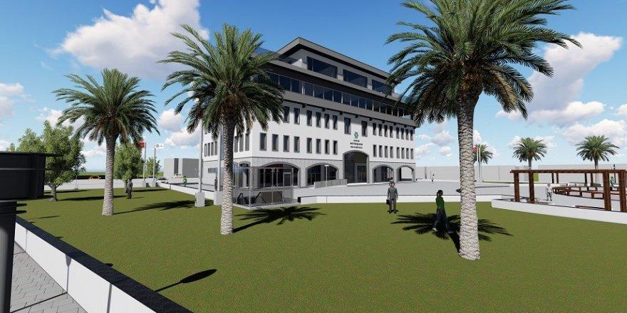 Kuşadası Belediyesi, Tariş Arazisindeki Kültür Merkezi Binasına Taşınıyor