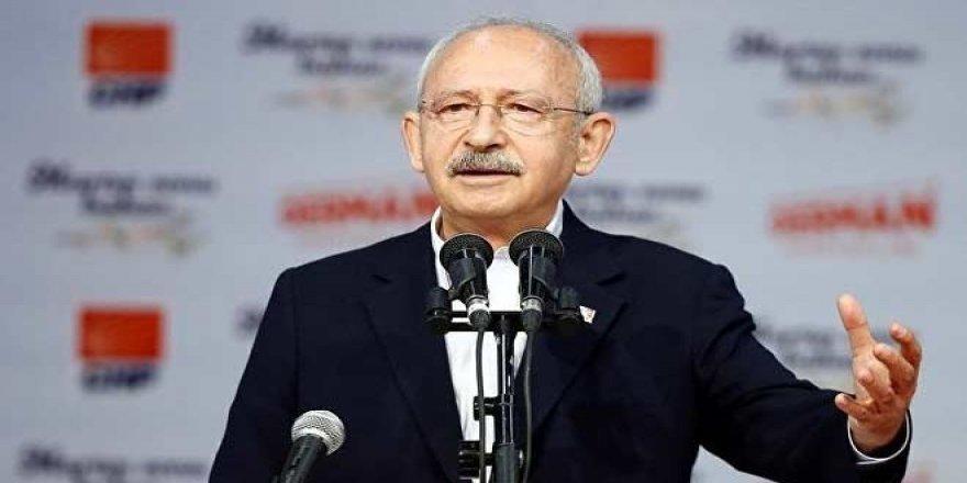 Kılıçdaroğlu: Damat asla işsizlik nedir bilmiyor, bir eli yağda bir eli balda yetişti