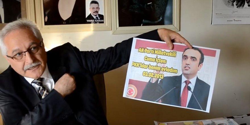 Hilmi Saral'dan terörist suçlamasına belgelerle cevap