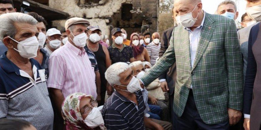 """""""Ne Güzel Bir Köy! Herkes N 95 Maske Kullanıyor!"""""""