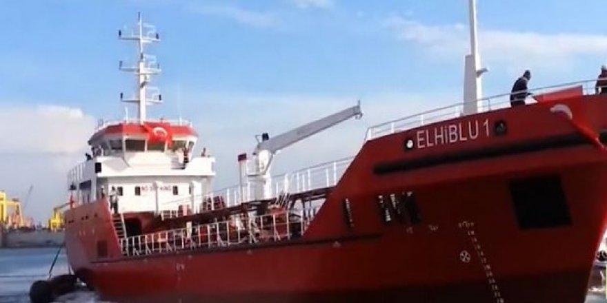 Malta ordusu kaçırılan tankerin kontrolünü ele geçirdi