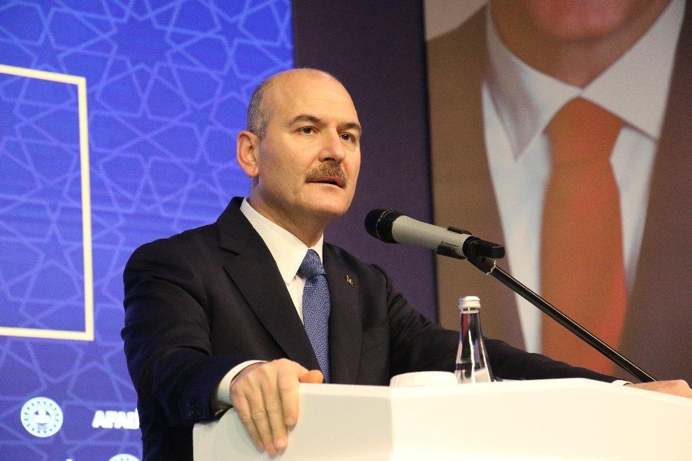 """İçişleri Bakanı Soylu: """"Van, Mardin Ve Hakkari'de 6 Terörist Etkisiz Hale Getirildi"""""""