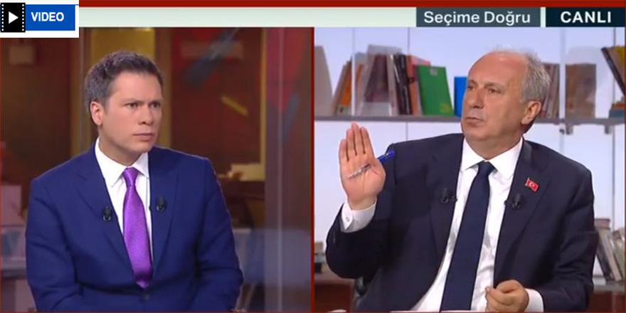 Muharrem İnce NTV'de (tamamı)