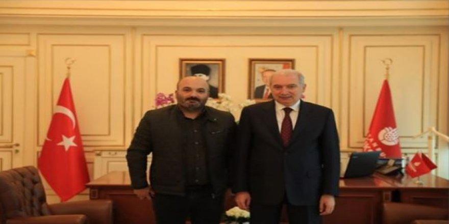 AK Parti'li İBB Başkanının başdanışmanından skandal paylaşım