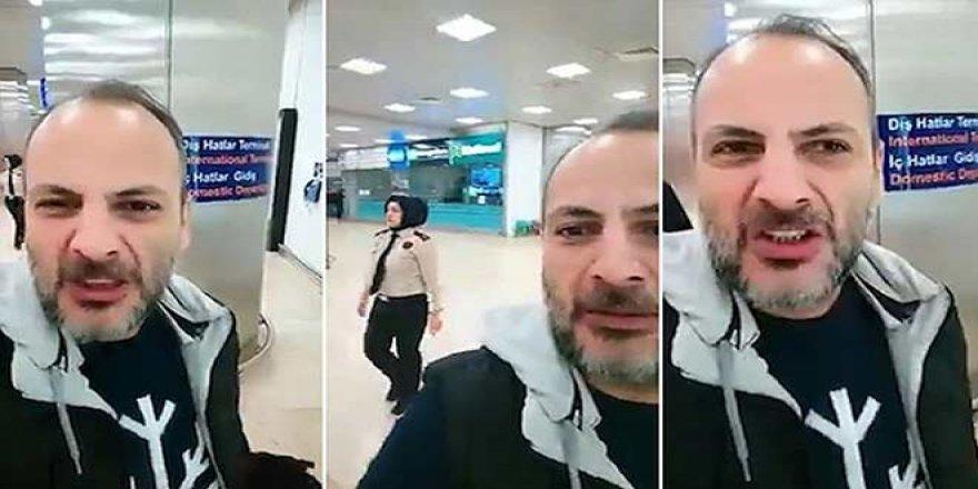 Başörtülülere hakaret eden Kökoğlu tutuklandı