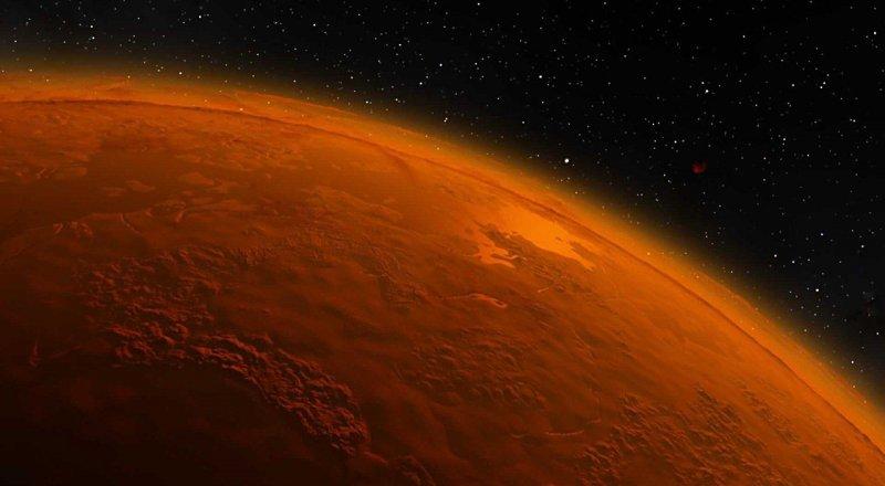 BİLİM İNSANLARI, MARS'TA BİR ZAMANLAR DÜNYA'DAKİLERDEN DAHA BÜYÜK NEHİRLERİN BULUNDUĞUNA DAİR KANITLARA ULAŞTI