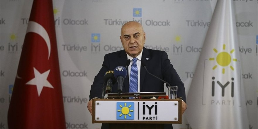İYİ Parti Genel Sekreteri Paçacı: Başa baş giden şehirlerde bir şeyler yapıyorlar