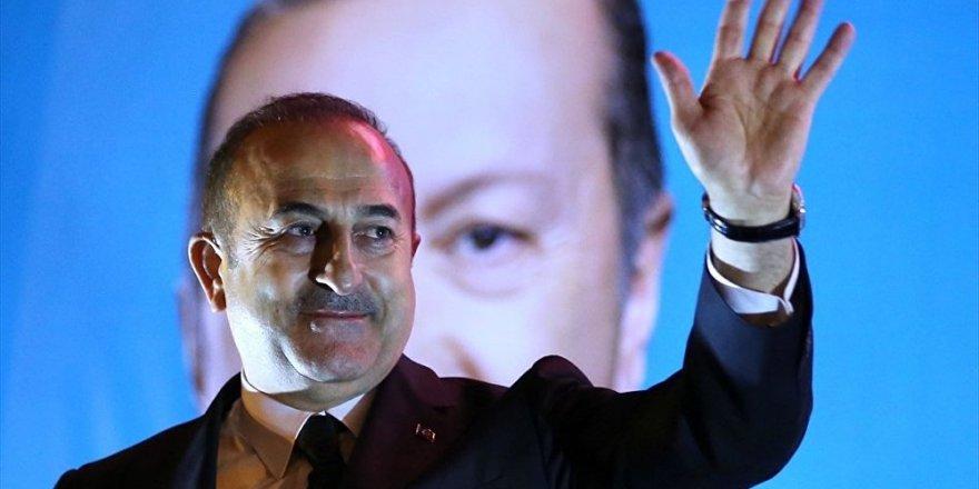 Çavuşoğlu: AK Parti maalesef benim şehrim Antalya'yı kaybetti, halkın kararı