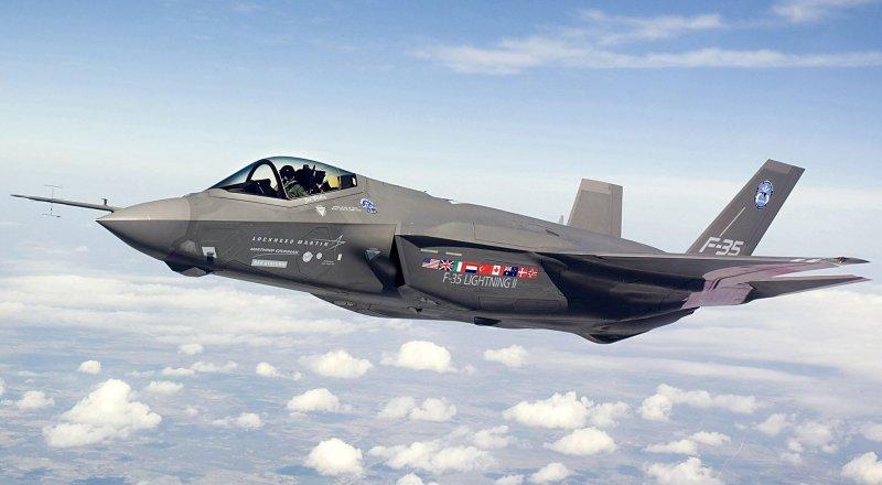 ABD SAVUNMA BAKANLIĞI'NDAN AÇIKLAMA: F-35 EKİPMANLARININ TÜRKİYE'YE SEVKİYATI DURDURULDU
