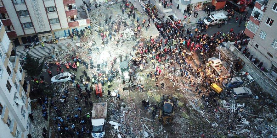 Kartal'da çöken binaya ilişkin 3 şüpheli hakkında iddianame hazırlandı