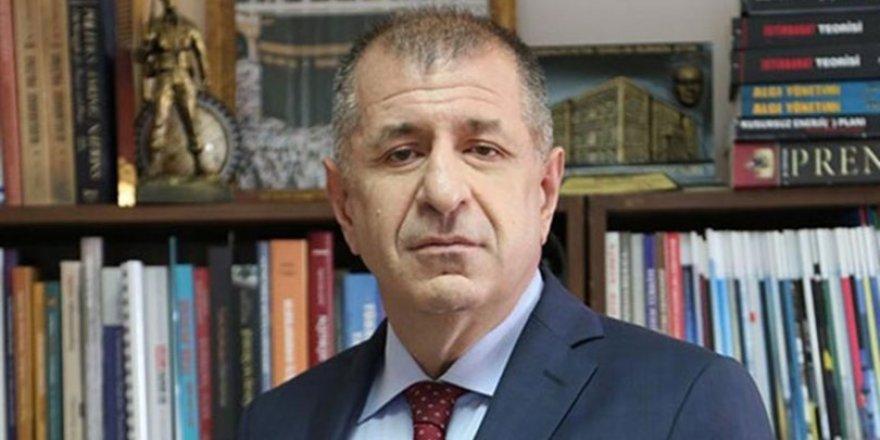 Ümit Özdağ'dan istifa kararı
