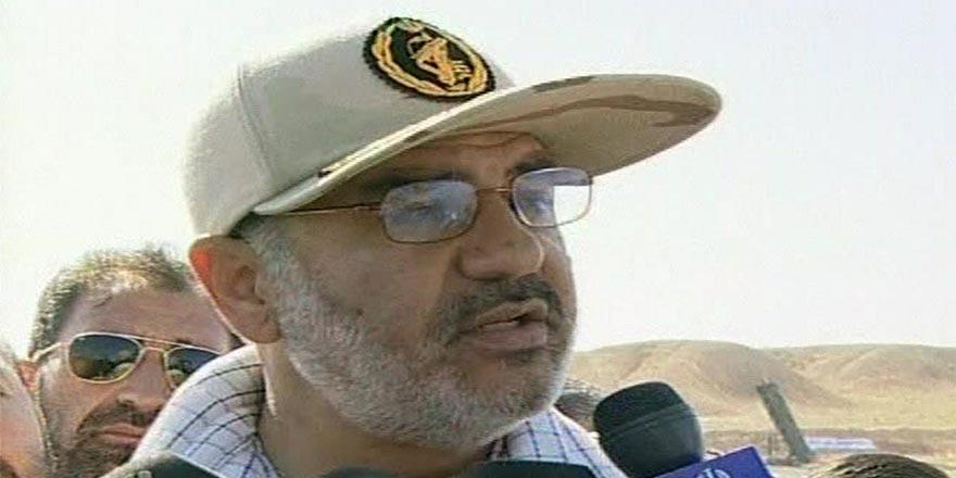 Golan'daki kuvvetlerin İran'lı komutanı: İsrail'i yok etmeye hazırız