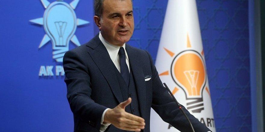 Çelik: Her bir AK Parti oyunun ortaya çıkması için sonuna kadar mücadelemizi sürdüreceğiz