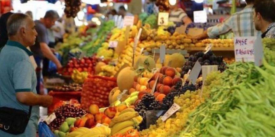 Mart ayı enflasyonu açıklandı.. Gıdada yıllık yüzde 30 artış