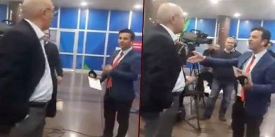 A Haber'e Mahmut Tanal şoku: Canlı yayını bastı!