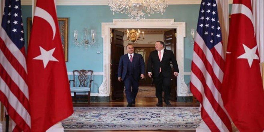 Çavuşoğlu'nun 'ortak çalışma grubu' teklifine Pentagon'dan ret