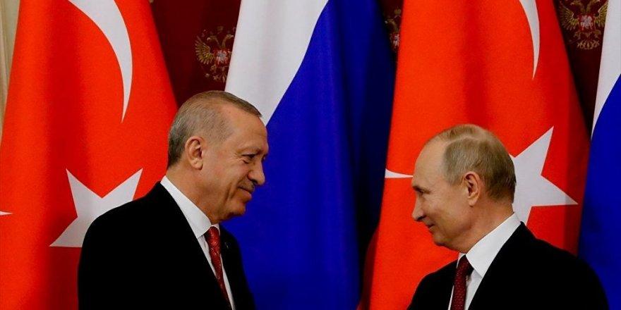 Uşakov: Putin ve Erdoğan, 8 Nisan'da Türkiye'ye S-400 tedarikini masaya yatıracak