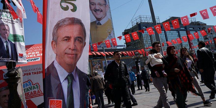 CHP'den Ankara açıklaması: Yavaş 124 bin 489 oy farkıyla seçimi kazandı