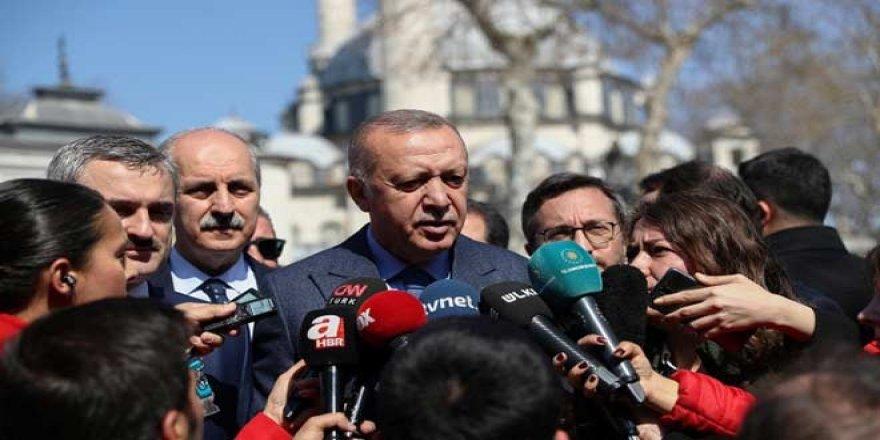 Erdoğan sert çıktı: İmamoğlu'nun imzaladığı deftere ne oldu?
