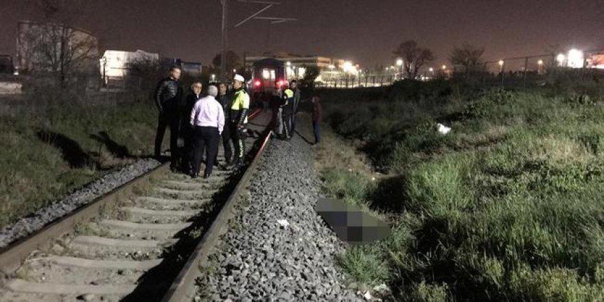 Tekirdağ'da hemzemin geçitte kaza: 1 ölü