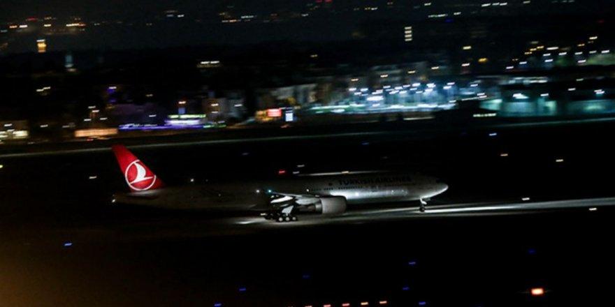THY'nin Singapur uçuşu ile Atatürk Havalimanı'nda bir dönem sona erdi