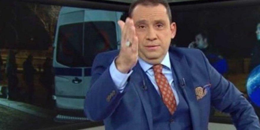 """A Haber sunucusundan Ekrem İmamoğlu'na: """"Ekremciğim, Oğlum"""""""