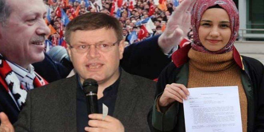 İmamoğlu hakkında suç duyurusunda bulunulan adresten eski AK Parti'li başkan çıktı