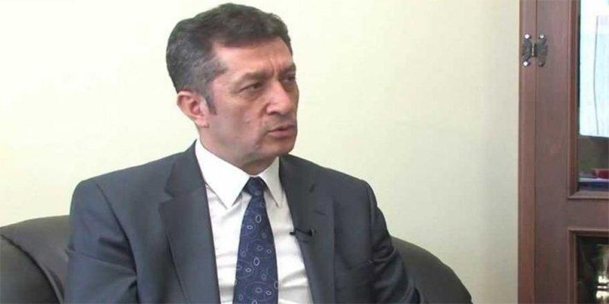 Yeni Milli Eğitim Bakanı Ziya Selçuk'un ilginç notları