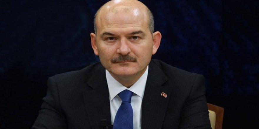 İçişleri Bakanı Soylu'dan Büyükçekmece açıklaması