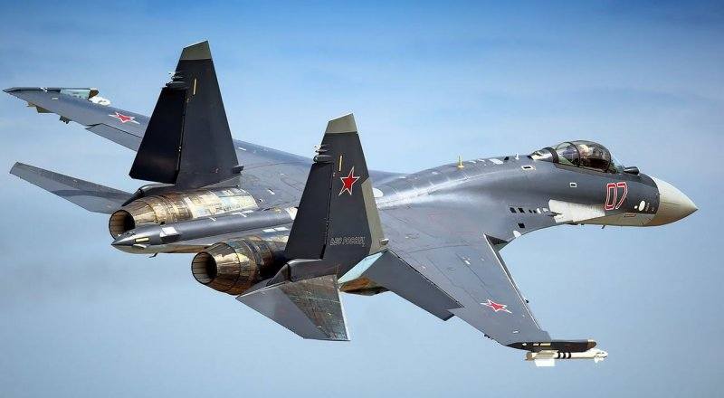ABD, MISIR'A RUS SU-35 AVCI UÇAKLARINI SATIN ALMASI DURUMUNDA YAPTIRIM UYGULAYABİLİR