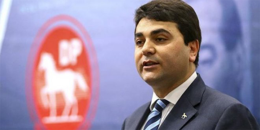 Afyon Milletvekili Uysal, İyi partiden ayrıldı