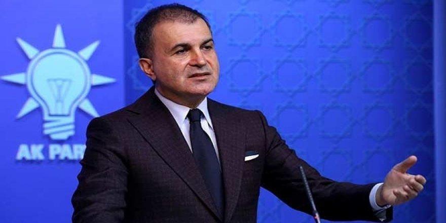 Ömer Çelik: Erdoğan talimat verdi