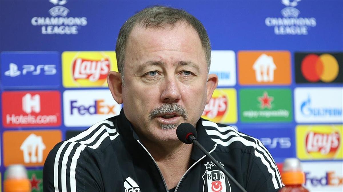 Beşiktaş Teknik Direktörü Yalçın: Kazanmak İçin Her Şeyi Yapan Bir Oyuncu Grubu Göreceksiniz