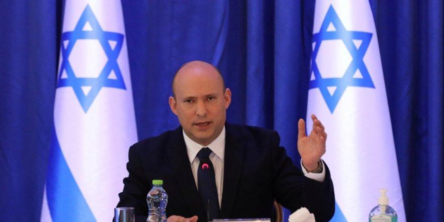 Naftali Bennett: Bağımsız Filistin devletine karşıyım